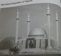 A government building in Nigeria