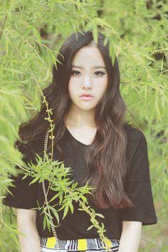 pinterest doesn't know my fav model... yuko / baek su min