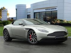 DB11- yours for £184k- Sweet!