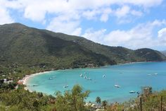 Discover the beauty of the BVI