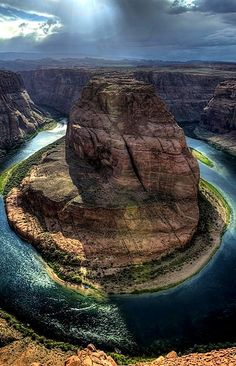 Horseshoe Bend ~ Arizona, USA