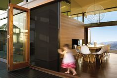Centor folding door hardware systems open up homes. They can make ...