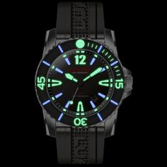 Lum-Tec - 300M-1XL (45mm Stainless) - Collections