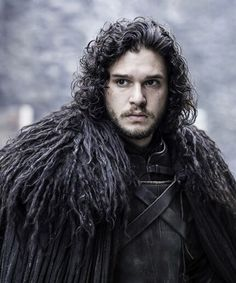 GoT Game of Thrones Jon Snow Kit Harrington John Snow, Got Jon Snow, Kit Harrington, Winter Is Here, Winter Is Coming, Heros Film, Jon Schnee, Serie Got, Angels And Demons