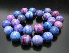 Kathrin Neumaier - Polymer Clay Beeren by ilex123, via Flickr