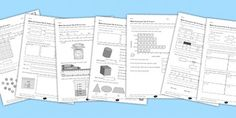 Year 3 Assessment Pack - assessment, pack, year 3, maths, numbers