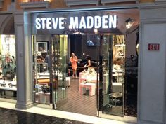 0ad5d44e68b I wanted to buy every shoe in this store! Steve Madden   The Venetian.