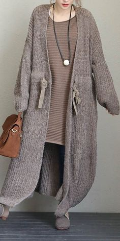 25 ideas for crochet cardigan outfit winter casual Winter Coats Women, Coats For Women, Jackets For Women, Sweaters For Women, Shop Jackets, Women's Jackets, Casual Sweaters, Winter Sweaters, Winter Jackets