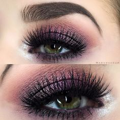 @vegas_nay #grandglamor lashes @makeupgeekcosmetics shadows in curfew, Morocco, Simply Marlena & full spectrum liner in orchid @colourpopcosmetics shadow in rumer [...]