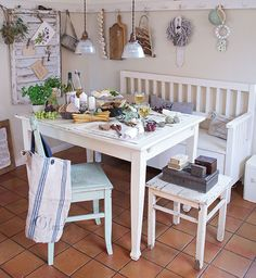 Küche Shabby Chic inspiration monday pastels kitchens and room