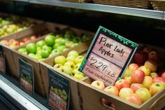 Gotta eat your fruits  and veggies! We keep a full selection, all year long.