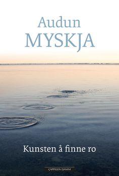 Kunsten å finne ro av Audun Myskja (Innbundet) Stress, Kunst