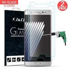 9H Scratch Resistant Ultra Clear Tempered Glass Screen Protector Film for Samsung Galaxy A6S Bear Village Screen Protector for Galaxy A6S 1 Pack
