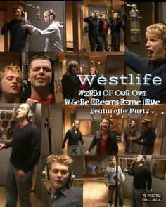 Westlife/World Of Our Own [Feturette Part2]