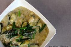 Cuketovo-brokolicové karí (aneb z jednoho hrnce chutně a zdravě)