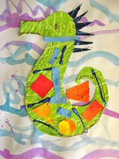 Eric Carle Seahorse 2