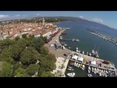 VIDEO: Krk v lete | Dovolenka v Chorvátsku