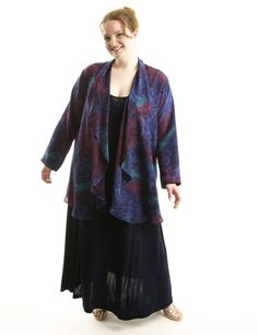 Plus Size Mother of Bride Drape Jacket Silk Navy Burgundy  SHOP NOW: Unique jackets for women Sizes 14 - 36, mother of the bride, special occasion, artwear, elegant and unique women's clothing,xoPeg #PeggyLutzPlus #PlusSize #style #plussizestyle #plussizeclothing #plussizefashion #womenstyle #womanstyle #womanfashion #springwedding #springstyle #fallstyle #fallfashion #formal  #couture #divastyle #pluswedding #plusbridal
