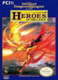 AD&D Heroes of the Lance - Not sure how this game got passed any QA person in the world. It's totally broken. You can't even hit the enemies. You certainly cannot dodge their attacks. Unplayable.