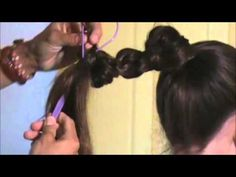 Bubble Braid with 3D round - YouTube