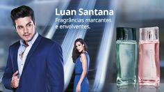 Perfume Luana Santana Jequiti! Rua 8 - Centro - Goiânia