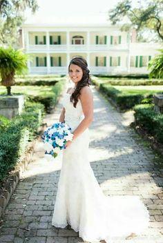 Rosedown plantation bridal shoot ♡