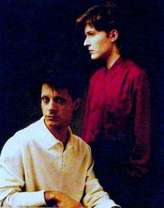 Mick Karn and David Sylvian