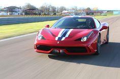 2014 Ferrari 458 Speciale First Drive - Motor Trend
