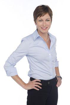 I love her short hair! #Stephanie Gosk, NBC