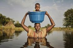Drowned land: hunger stalks South Sudan's flooded villages | Global development | The Guardian Community Show, Food Insecurity, Moving Water, How To Stay Awake, East Africa, The Guardian, Climate Change, How To Fall Asleep, Uae