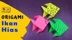 New video by SLOWMOM on YouTube Origami, Logos, Youtube, Kids, Young Children, Boys, Children, Children's Comics, Origami Art