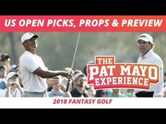 What do you think this Fantasy Golf Picks - 2018 US Open Picks, One and Done, Props and Storylines video? Golf Picks, Fantasy Golf, Golf Betting, Daily Fantasy, First Website, Us Open, European Tour, Pick One, Number One
