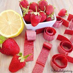 Rezept: Fruchtleder: Gesunde Nascherei aus 2 Zutaten - Koch-Trends