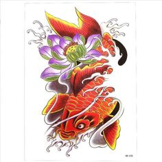 Flower Bird Decal 1pc Waterproof Tatoo Chinese Traditional Painting HB551 Oriole Temporary Tattoo Sticker for Women Men Body Art