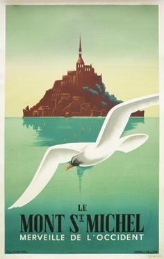 Mont St. Michel ~ Normandie _____________________________ France ~ Francia ~ Frankrijk