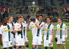 Fabian Baecker, Marco Reus, Roman Neustaedter, Patrick Herrmann and... News Photo | Getty Images