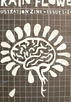 #ClippedOnIssuu from Brain Flower Zine