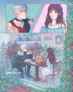 Mystic Messenger Unknown, Mystic Messenger Characters, Mystic Messenger Fanart, Mystic Messenger Memes, Messenger Games, Saeran Choi, Shall We Date, Drawing Techniques, Cute Love