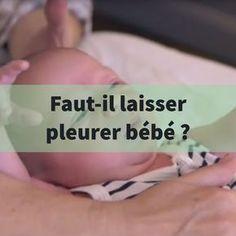 Je partage avec vous une très interessante émission de la Maison des Maternelles sur les pleurs de bébé, son unique moyen d'expression. Y sont abordés les pleurs nocturnes, les coliques du nourrisson, la méthode 5-10-15 (désapprouvée),