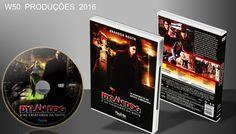 Dylan Dog - E As Criaturas Da Noite - DVD 1 - ➨ Vitrine - Galeria De Capas - MundoNet | Capas & Labels Customizados