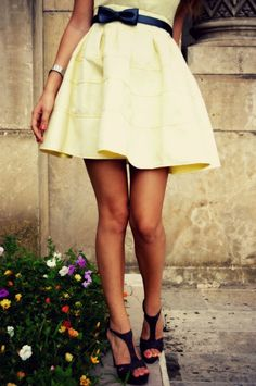 Love my dress Dress Skirt, Skater Skirt, Beauty Tips, Beauty Hacks, Stay Classy, Dresses For Teens, Outfit Of The Day, Style Me, Rock