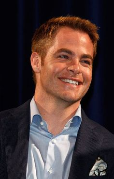 #ChrisPine smiled at the Q session for Rise of the Guardians. #Cannes Via www.zoolz.com