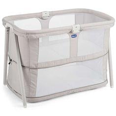 BuyChicco Lullago Zip Travel Crib, Grey Online at johnlewis.com
