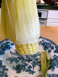 Rita's Recipes: The Easiest Most Amazing Way To Cook Corn-On-The-Cob!