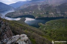 The most beautiful place in spring, Vacha dam, Bulgaria – Andrey Andreev Travel and Photography