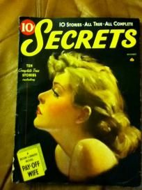 1938 Secrets Magazine