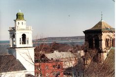 First Churches, #Plymouth, MA 1984  http://ogunquitbeachinn.blogspot.com/2011/10/burial-hill-plymouth-ma.html