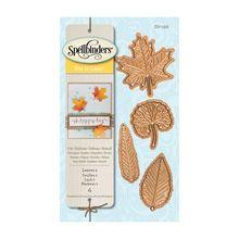 Spellbinders® Die D-Lites™ All Leaves Etched Dies