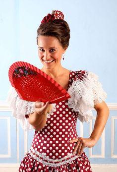 Pippa Middleton performs flamenco at Dance Attic Studios - Telegraph