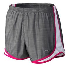 Womens Nike Heathered Tempo Lined Shorts